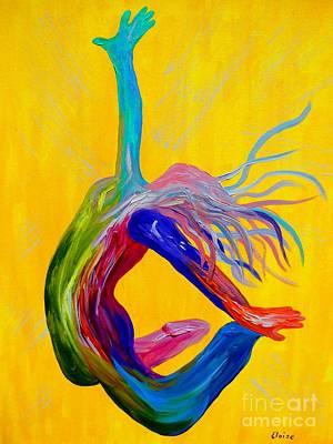 Unmerited Favor Poster by Eloise Schneider