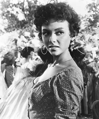 Untamed, Rita Moreno, 1955. Tm & Poster