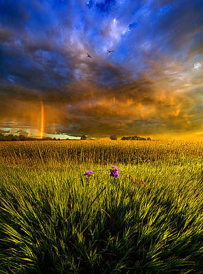 Until Then Poster by Phil Koch