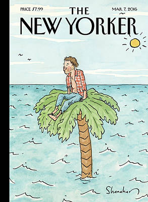 New Yorker March 7th, 2016 Poster