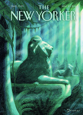 New Yorker May 23rd, 2011 Poster