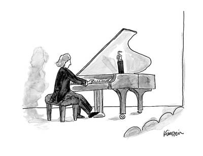 New Yorker December 5th, 2016 Poster by Ken Krimstein