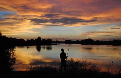 Urban Angler Poster