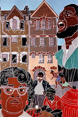 Urban Community Poster