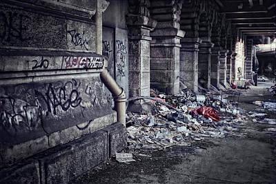 Urban Decay - New York Poster