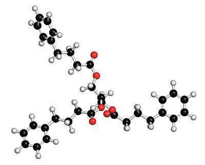Urea Cycle Disorder Drug Molecule Poster by Molekuul
