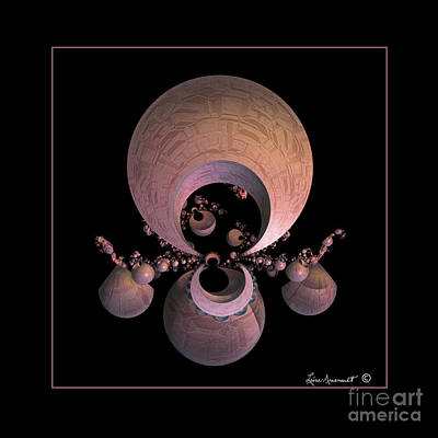 Urns Poster by Leona Arsenault