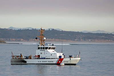 U.s. Coast Guard Cutter - Hawksbill Poster