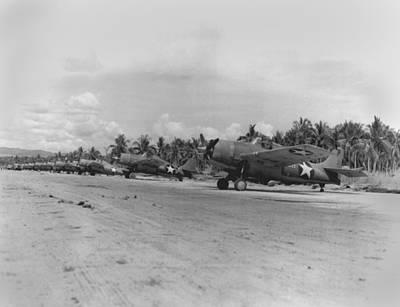 U.s. Grumman F4f Wildcat Planes Poster