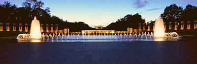 U.s. World War II Memorial Poster by Panoramic Images