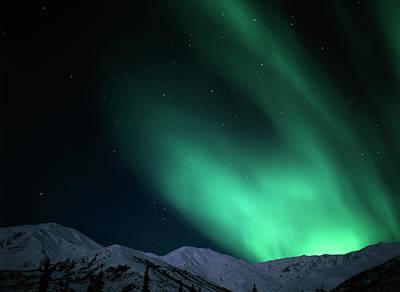 Usa, Alaska, Gates Of The Arctic Poster