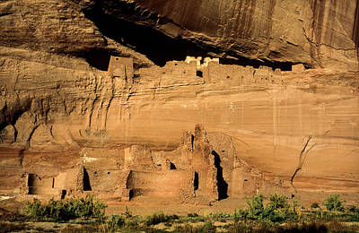 Usa, Arizona, Canyon De Chelly National Poster by Ann Collins