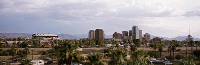 Usa, Arizona, Phoenix, High Angle View Poster