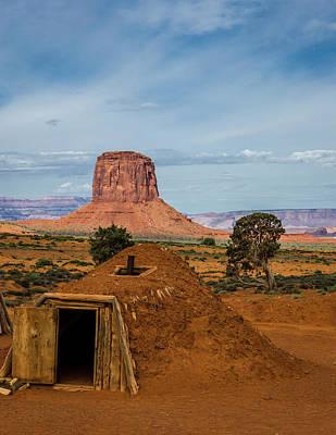 Usa, Arizona, Utah, Navajo Reservation Poster
