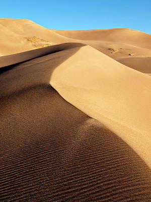 Usa, Colorado, Great Sand Dunes Poster