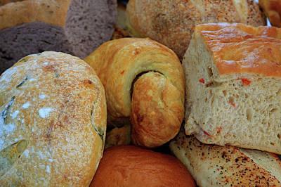Usa, Georgia, Savannah, Breads Poster by Joanne Wells