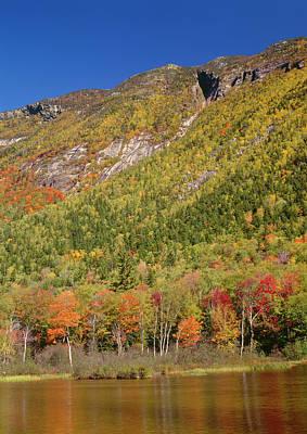 Usa, New Hampshire, White Mountains Poster