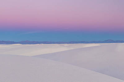 Usa, New Mexico, White Sands National Poster by Jaynes Gallery