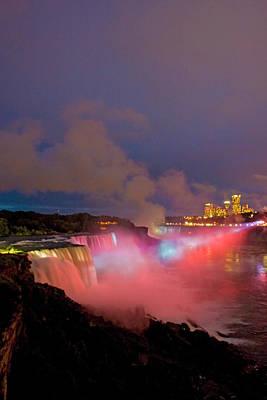 Usa, New York, Niagara Falls Poster by Jaynes Gallery