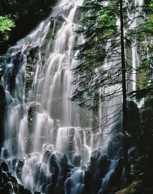 Usa, Oregon, Mt Hood Wilderness Ramona Poster
