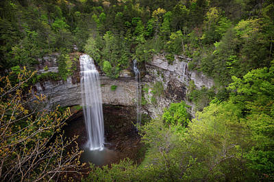 Usa, Tennessee Fall Creek Falls Poster by Jaynes Gallery