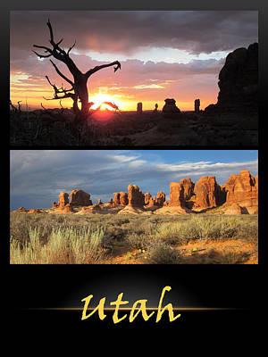 Utah Poster Poster
