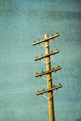 Utilitarian Poster by Melanie Alexandra Price