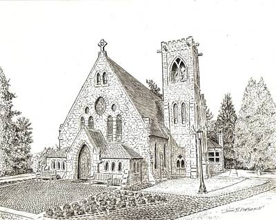 Uva Chapel Poster