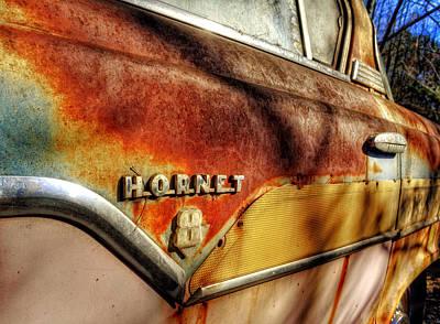 V8 Hornet Poster