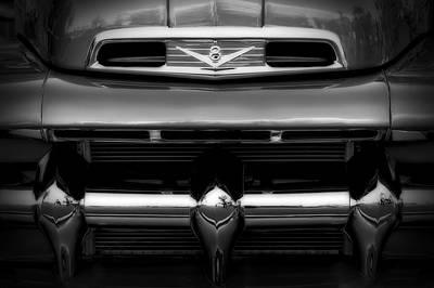V8 Power Poster by Steven Sparks