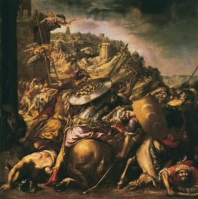 Vald�s Leal, Juan De 1622-1690. The Poster by Everett