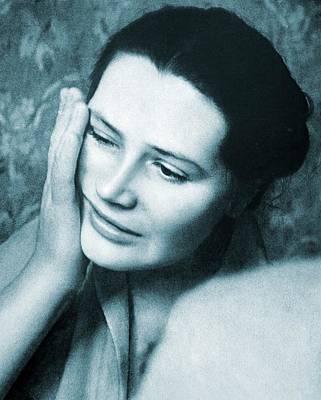 Valentina Goryacheva Poster