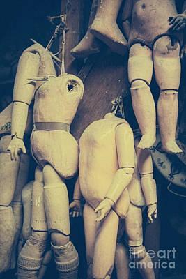 Valley Of Dolls 3 Poster by Danilo Piccioni