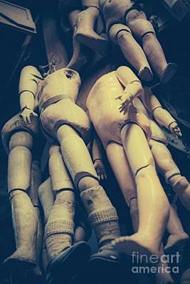 Valley Of Dolls 4 Poster by Danilo Piccioni