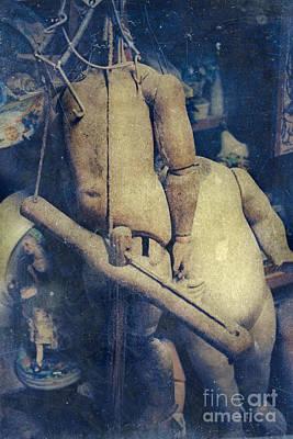 Valley Of Dolls 5 Poster by Danilo Piccioni