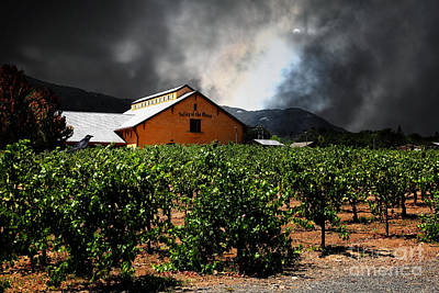 Valley Of The Moon Sonoma California 5d24485 Poster