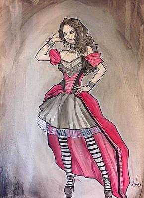 Vampire Mihela Poster