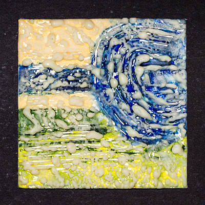 Van Gogh Sky Poster