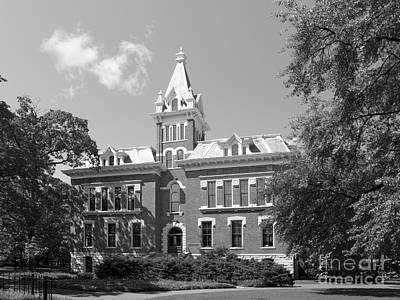 Vanderbilt University Benson Hall Poster