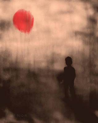 Vanishing Sun Poster by Bob Orsillo