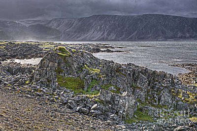 Varanger Coast Poster