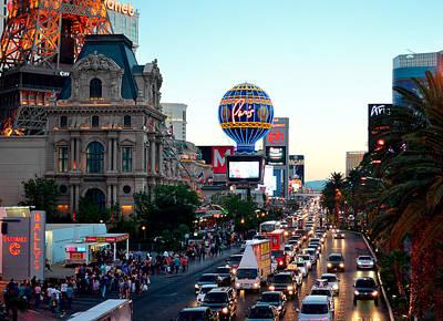 Vegas Baby Poster