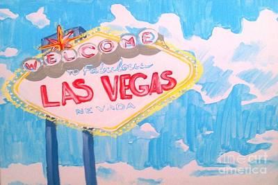 Vegas Poster