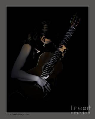 Velvet Chords Poster
