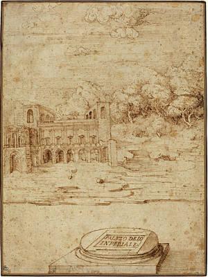 Venetian 16th Century, Probably Titian Italian Poster
