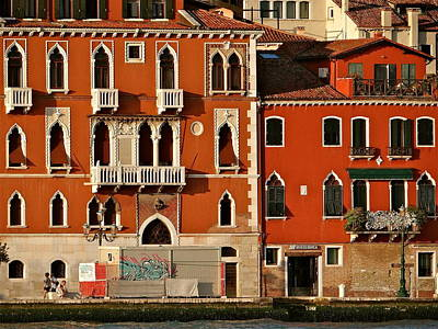 Venetian Red Poster