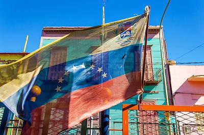 Venezuelan Flag Poster