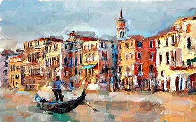 Venice 14 Poster