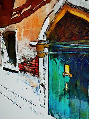 Venice Doors And Windows 1 Poster