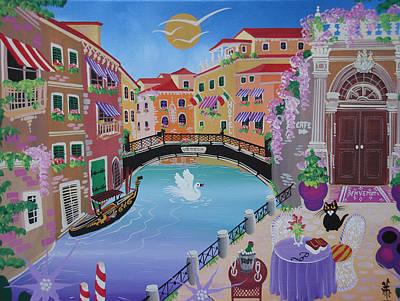 Venice, Italy, 2013 Poster by Herbert Hofer